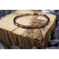 """Magnetic bracelet """"copper"""""""