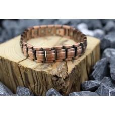 "Magnetic bracelet ""simply copper"""