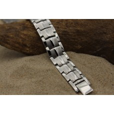 """Magnetic bracelet """"simply silver"""""""