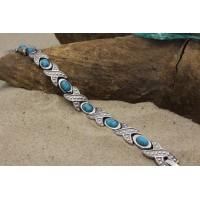 """Magnetic bracelet """"Liliane"""""""
