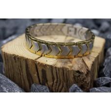 "Magnetic bracelet ""Saluto"""
