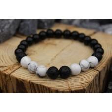 """Armband """"yin-yang"""""""