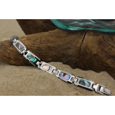 "Tungsten magnetic bracelet ""nature"""